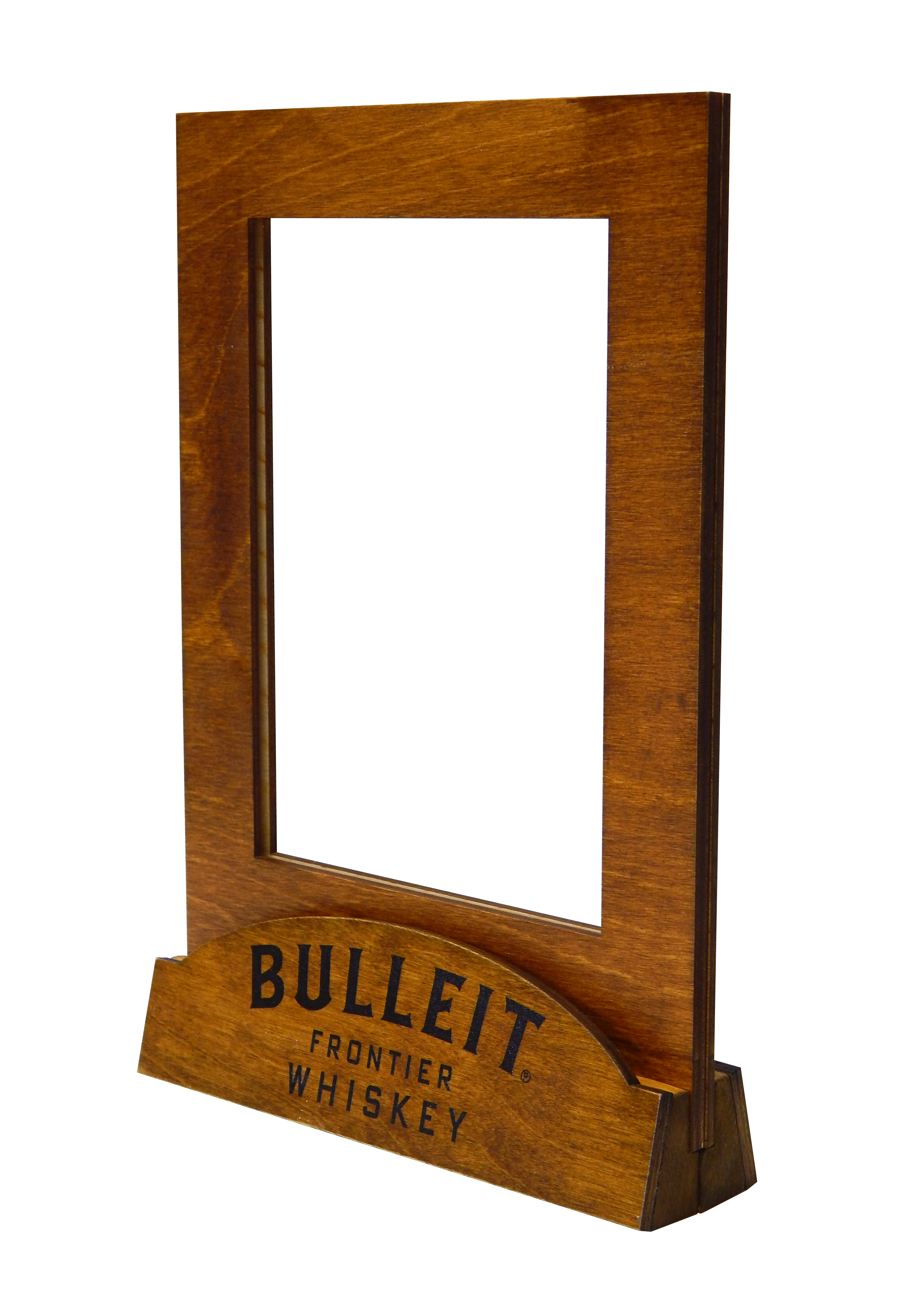 Bulleit Table Tent