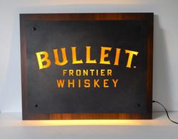 Bulleit LED Sign