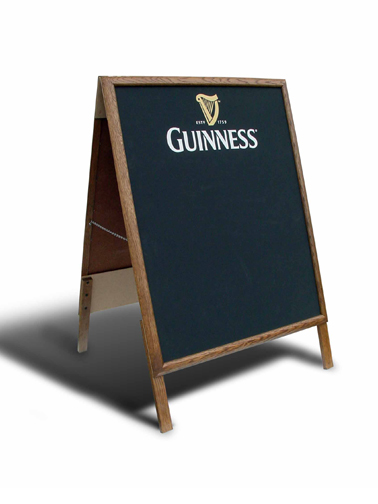 Guinness Small A-Frame