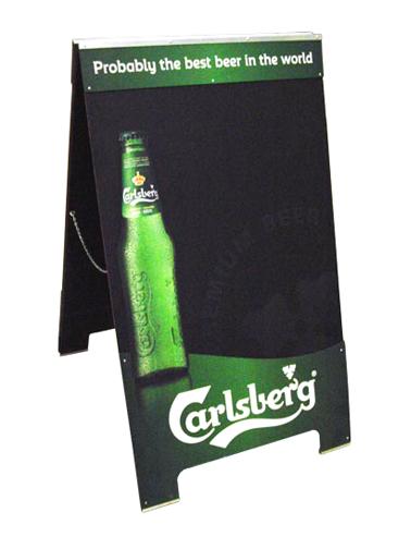 Carlsberg A-Frame