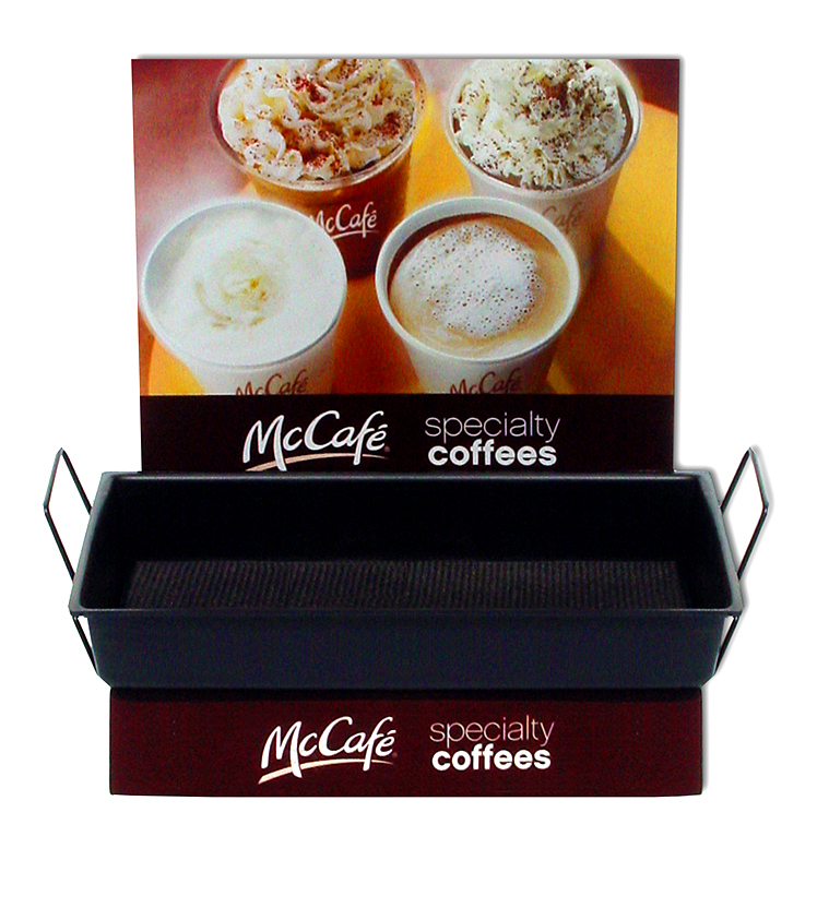 McDonald's Coffee Tray