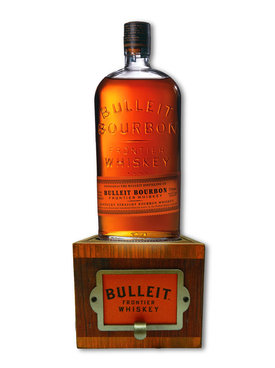 Bulleit Bourbon Bottle Glorifier