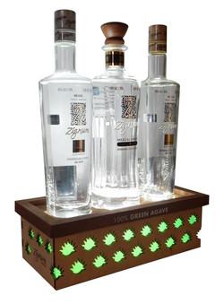 Zignum 3 Bottle Glorifier copy