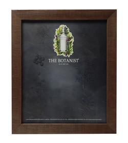 The Botanist Chalkboard