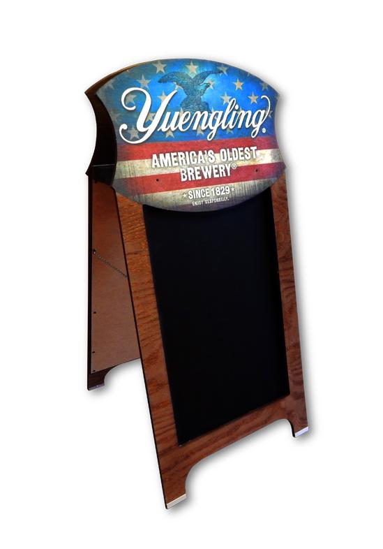 Yuengling A-Frame/Sandwich Board