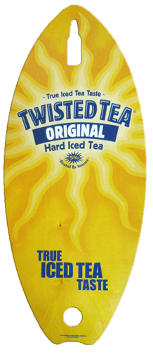 Twisted Tea Wakeboard