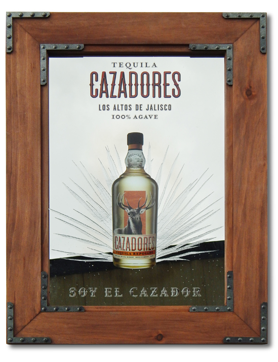Cazadores Double Level Bracket Frame