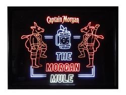 Captain Morgan Mule LED Motion Sign copy