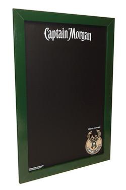 HAL-280 Captain Morgan Bucks Wall Chalkb