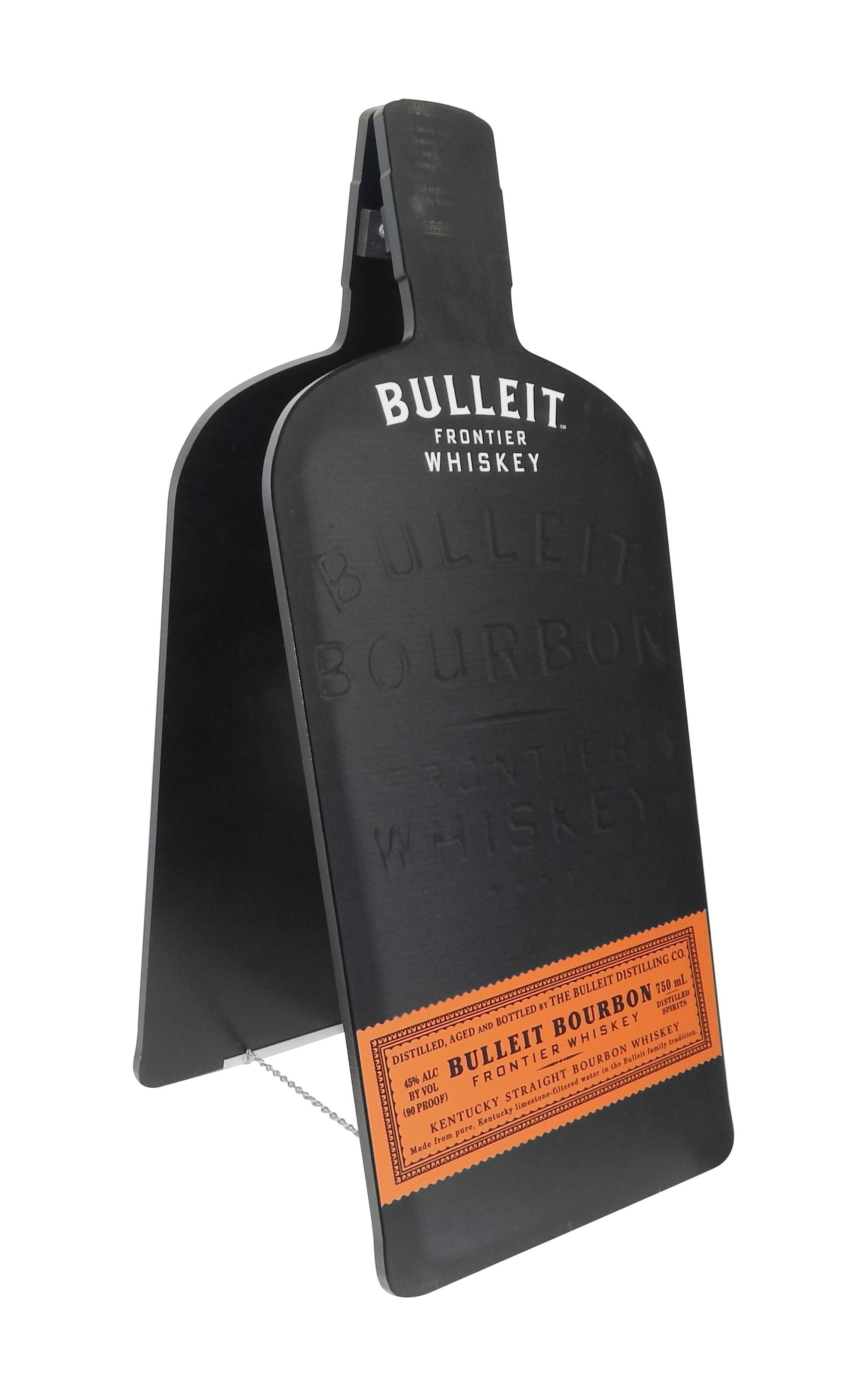 Bulleit A-Frame & Chalkboard