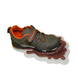 Stride Rite Shoe Display