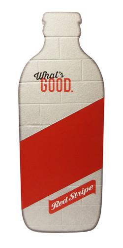Red Stripe Foam Chalkboard 2784 - 8-4-15