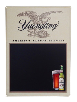 Yuengling Chalkboard Tacker Sign