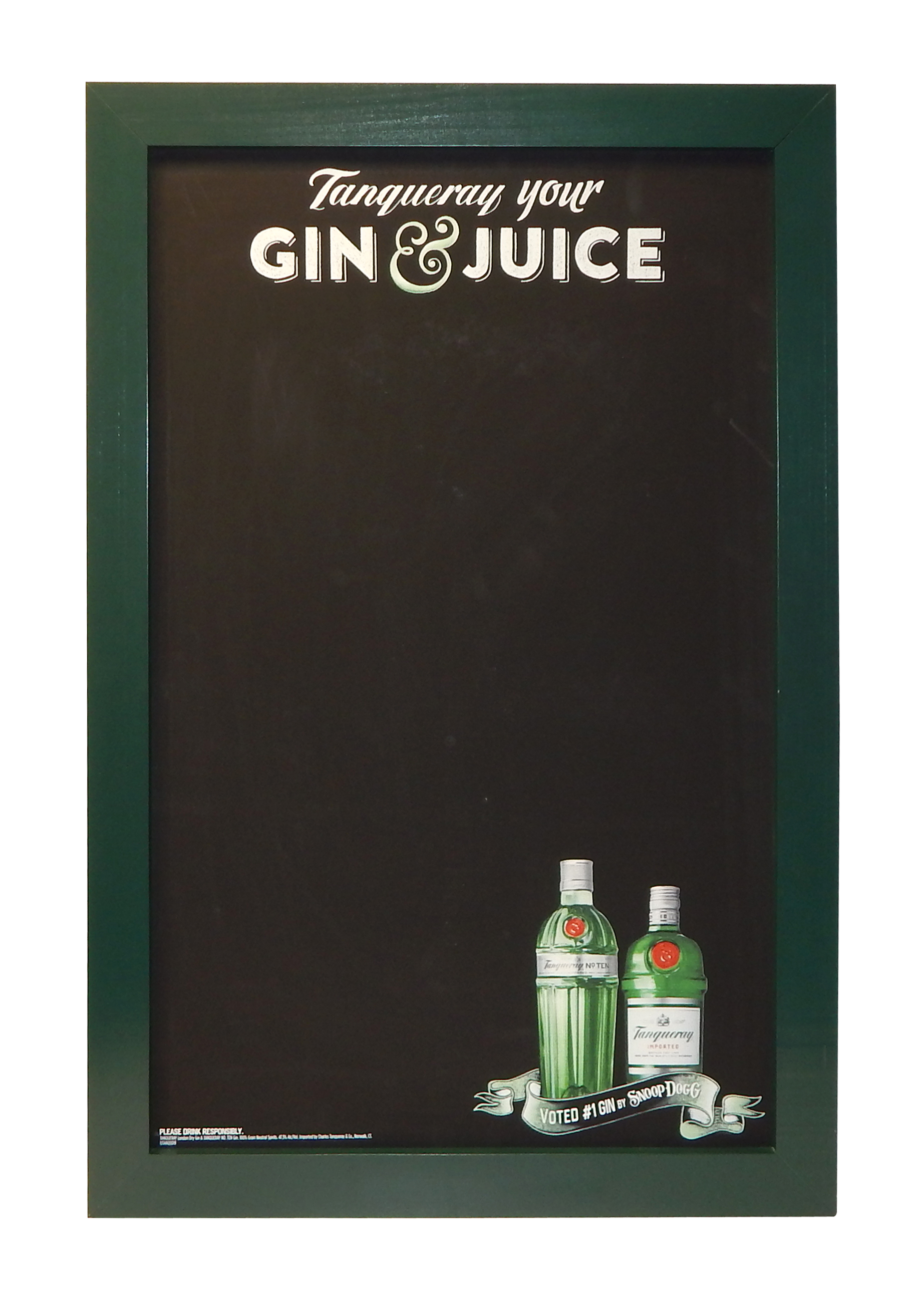 ADM Group -Tanqueray Chalkboard 3179