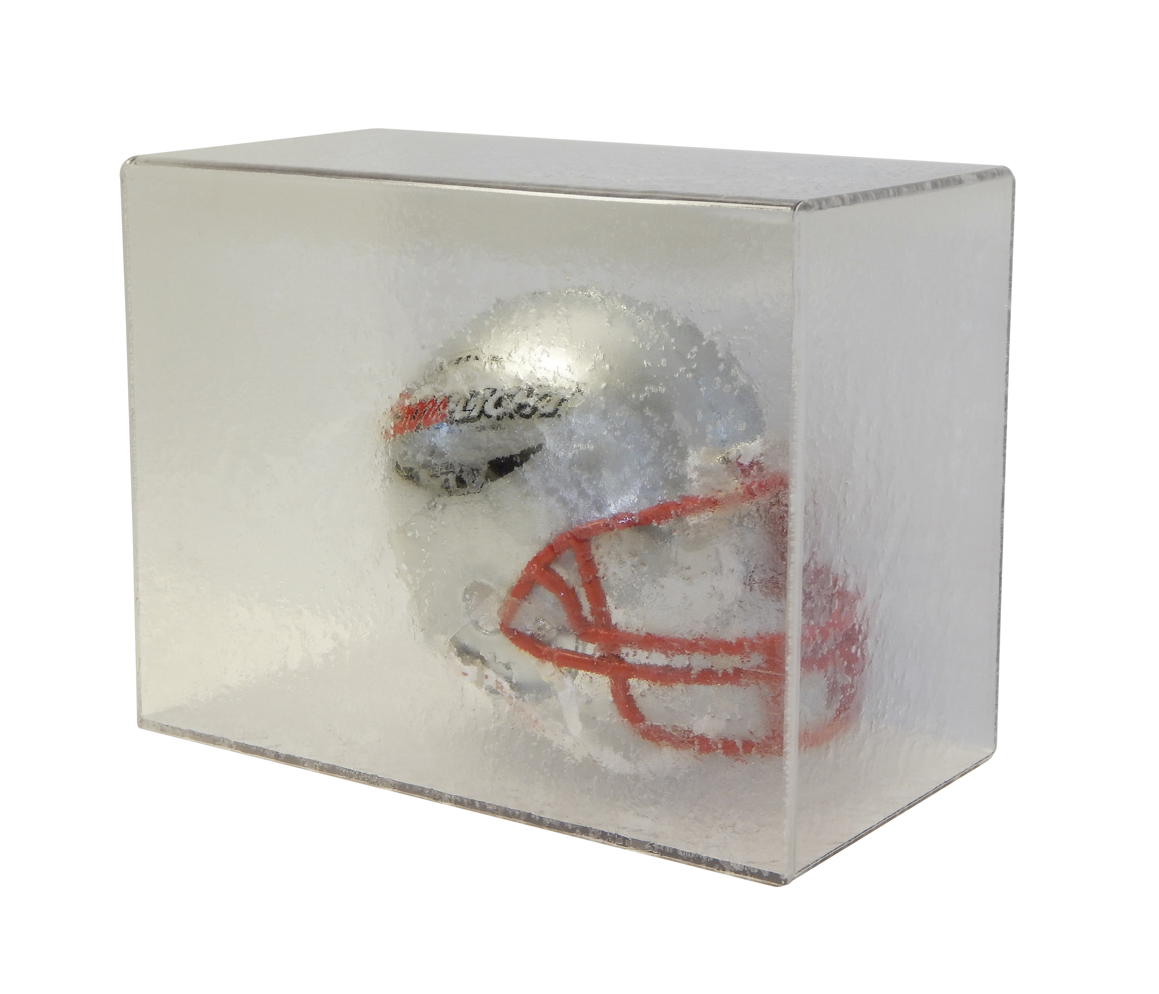 Coors Light Acrylic Ice Block