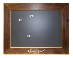Crown Royal Magnetic Chalkboard