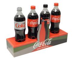 Coca Cola 4 Bottle Glorifier (1)