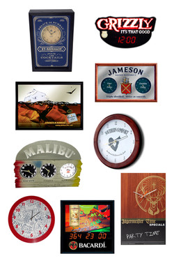 Visual Gallery - Clocks