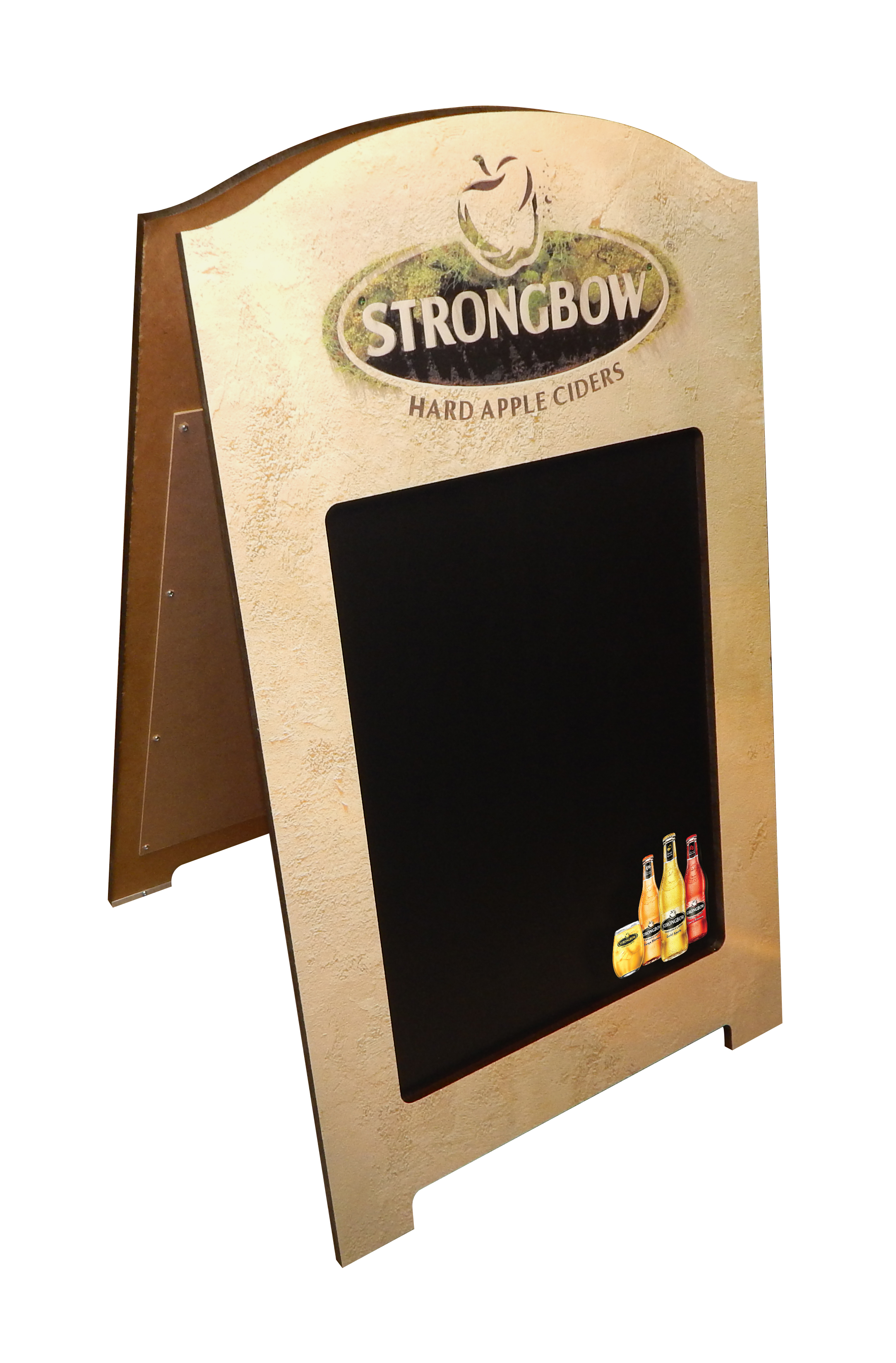Archway - Strongbow A-Frame Chalkboard