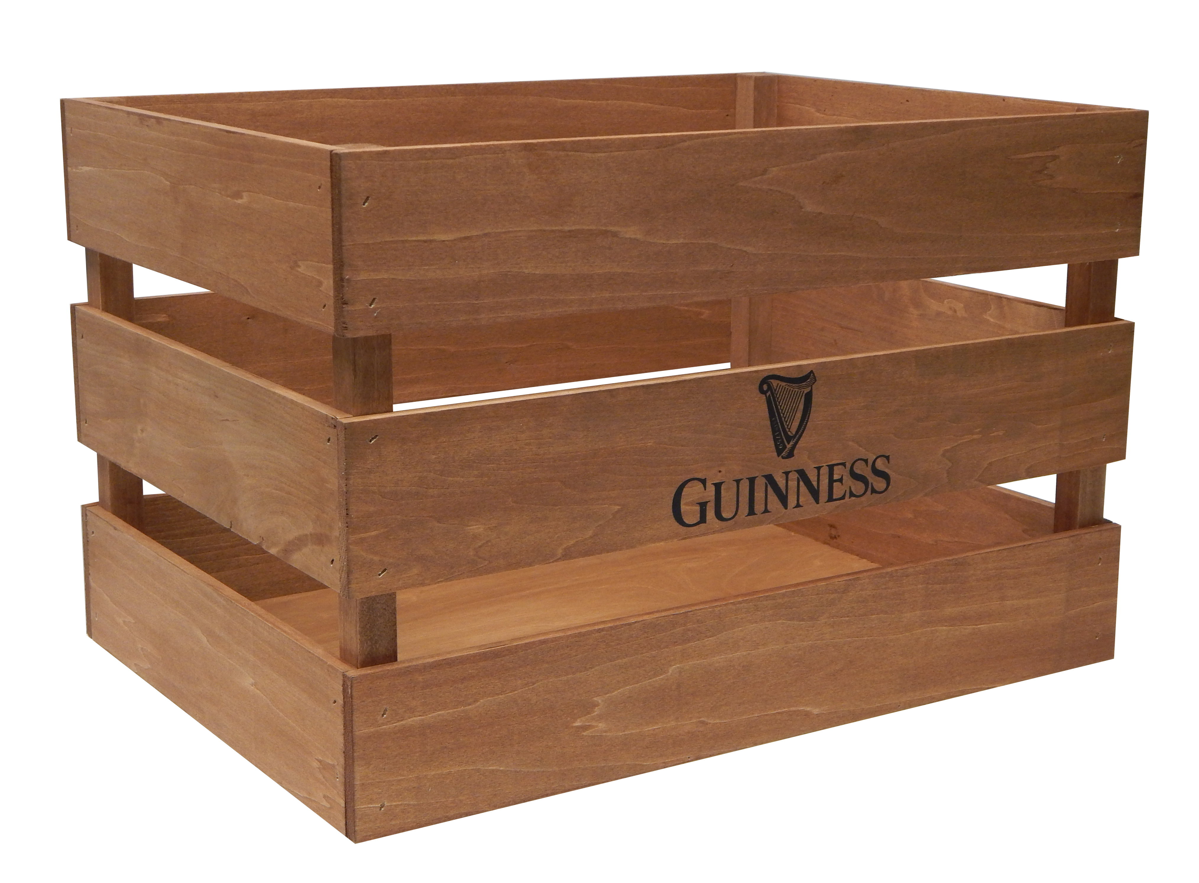 Guinness Wooden Crate