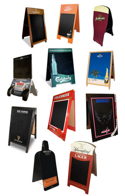 Visual Gallery - A-Frames and Sandwich-B