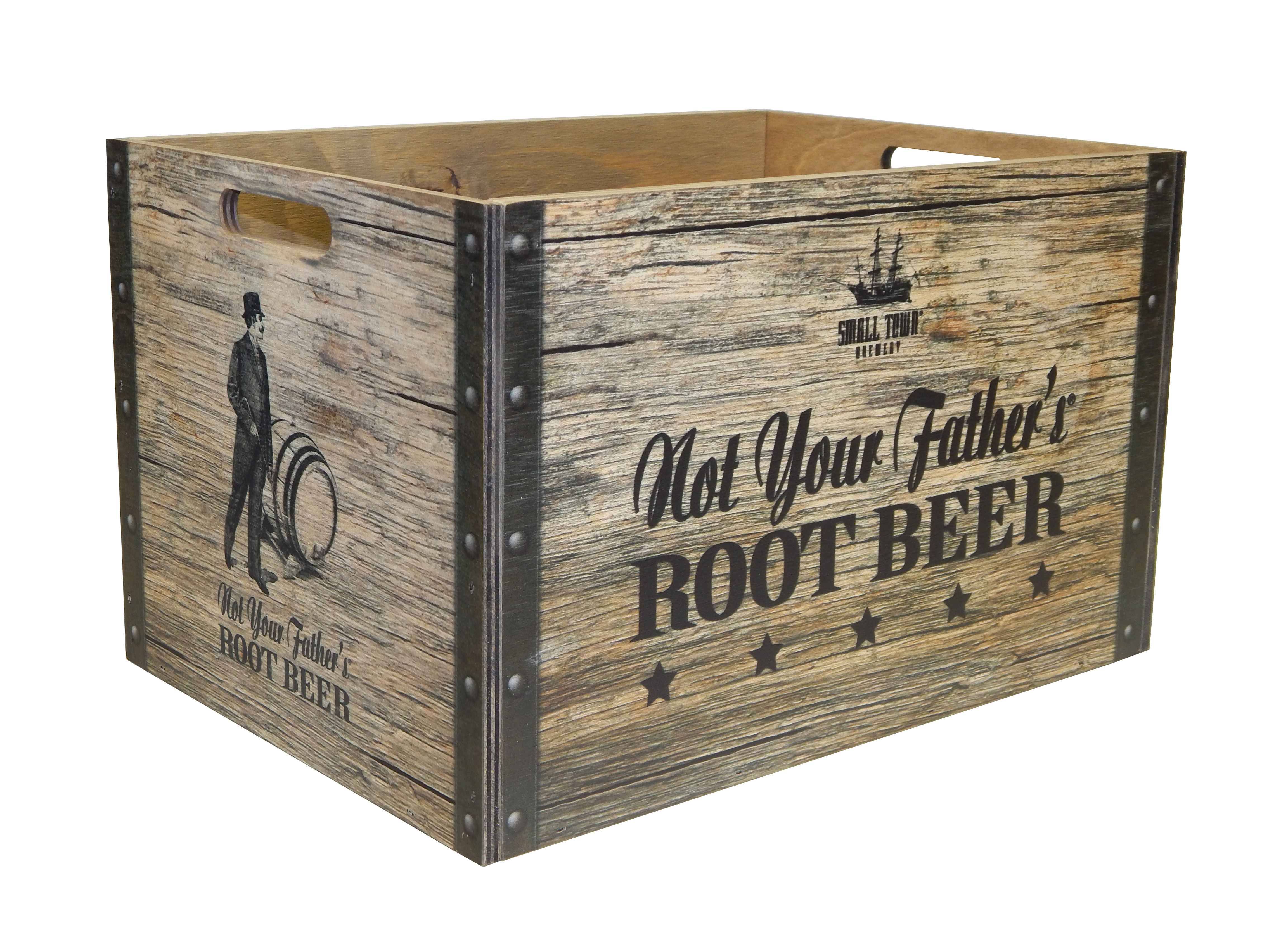 Not Your Father's Root Beer Crate