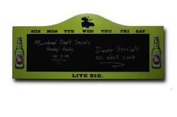 Moosehead Daily Special Chalkboard