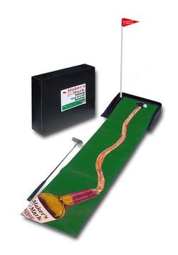 Maker's Mark Golf Putting Game