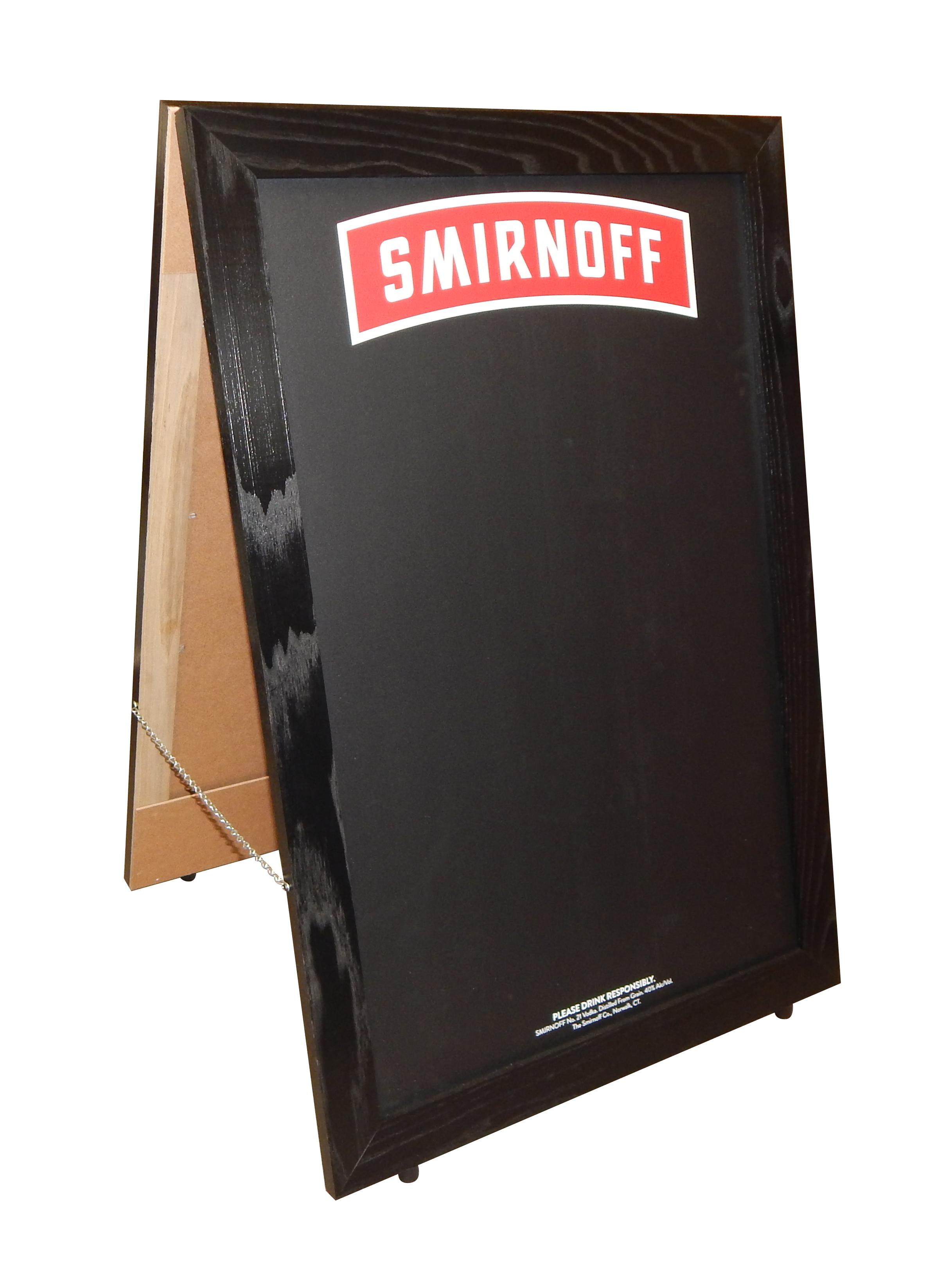 Smirnoff A-Frame 3246