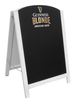 ADM Group - Guinness Blonde A-Frame Chal