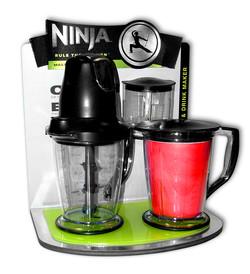 Ninja Blender Display