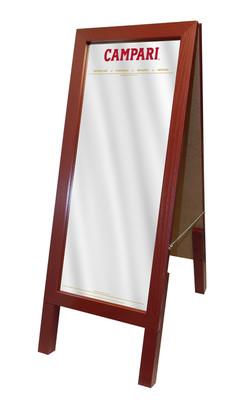 Campari Mirror A-Frame copy