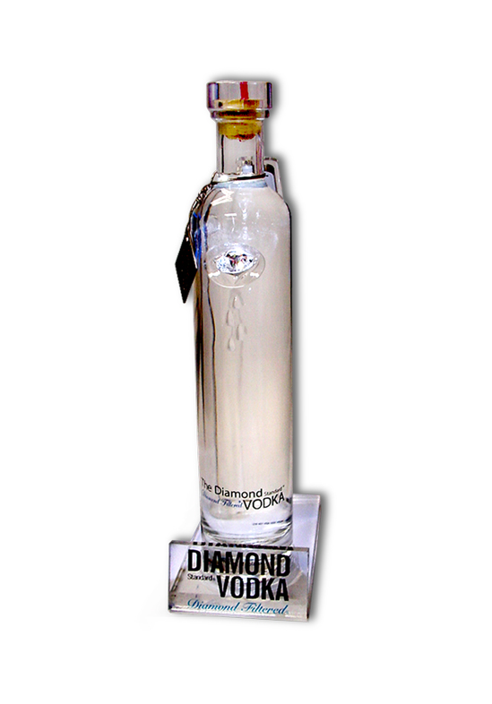 Diamond Vodka Bottle Glorifier