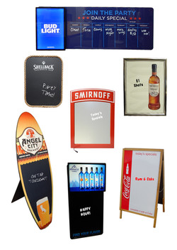 Visual Gallery - Write-On Boards, Illumi