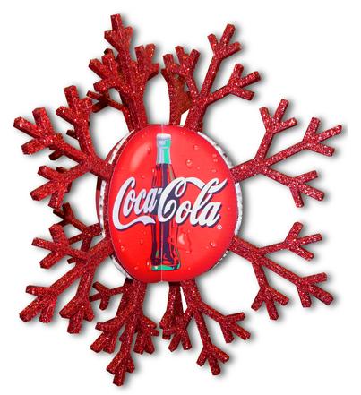 Coca-Cola Snowflake