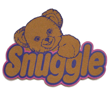 Snuggles Corkboard