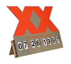 Dos Equis Age Sign