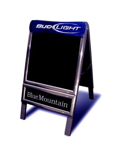 Bud Light A-Frame