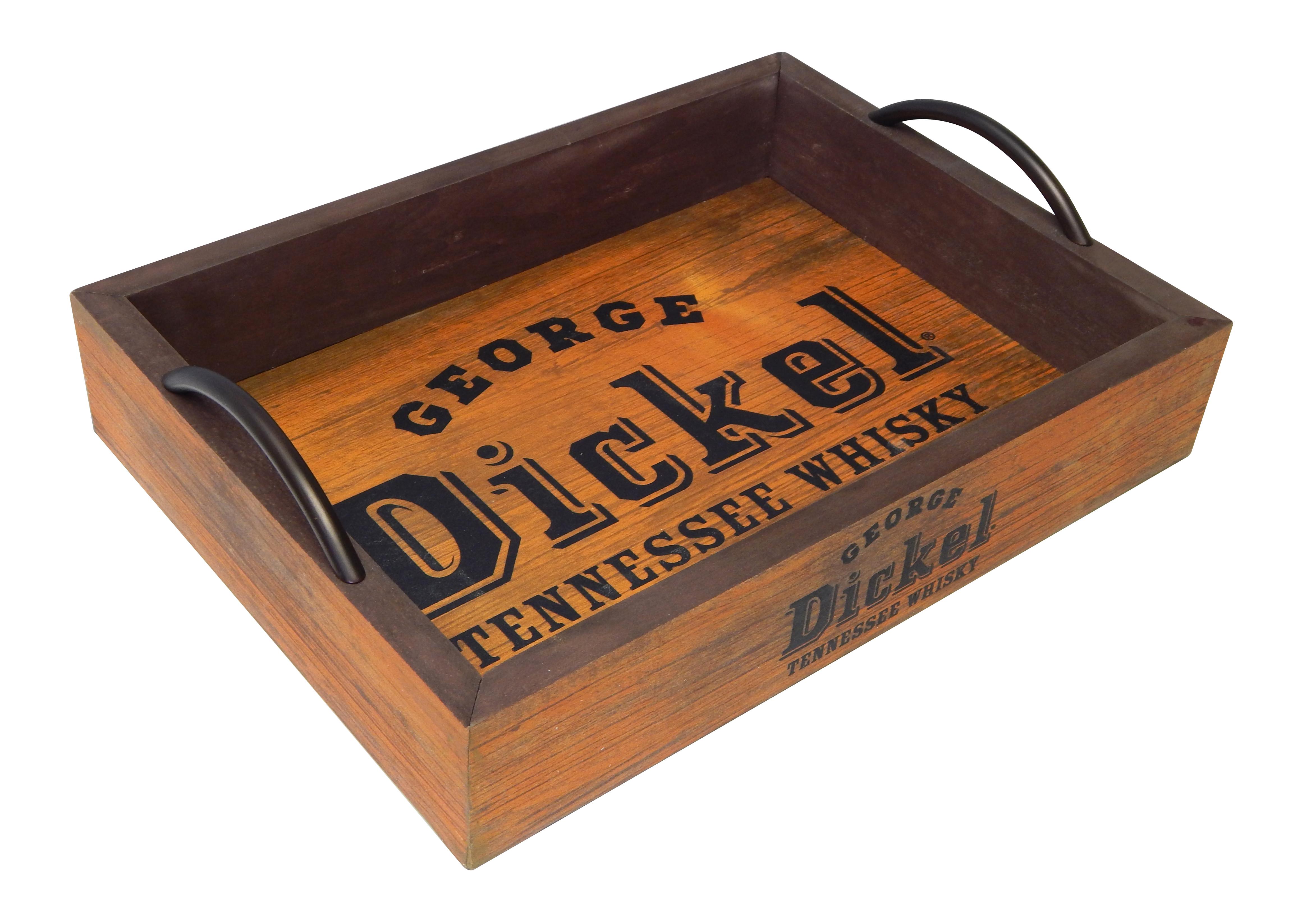 George Dickel Serving Tray