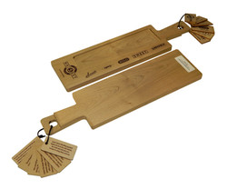 Whiskey 5 Serving Paddle