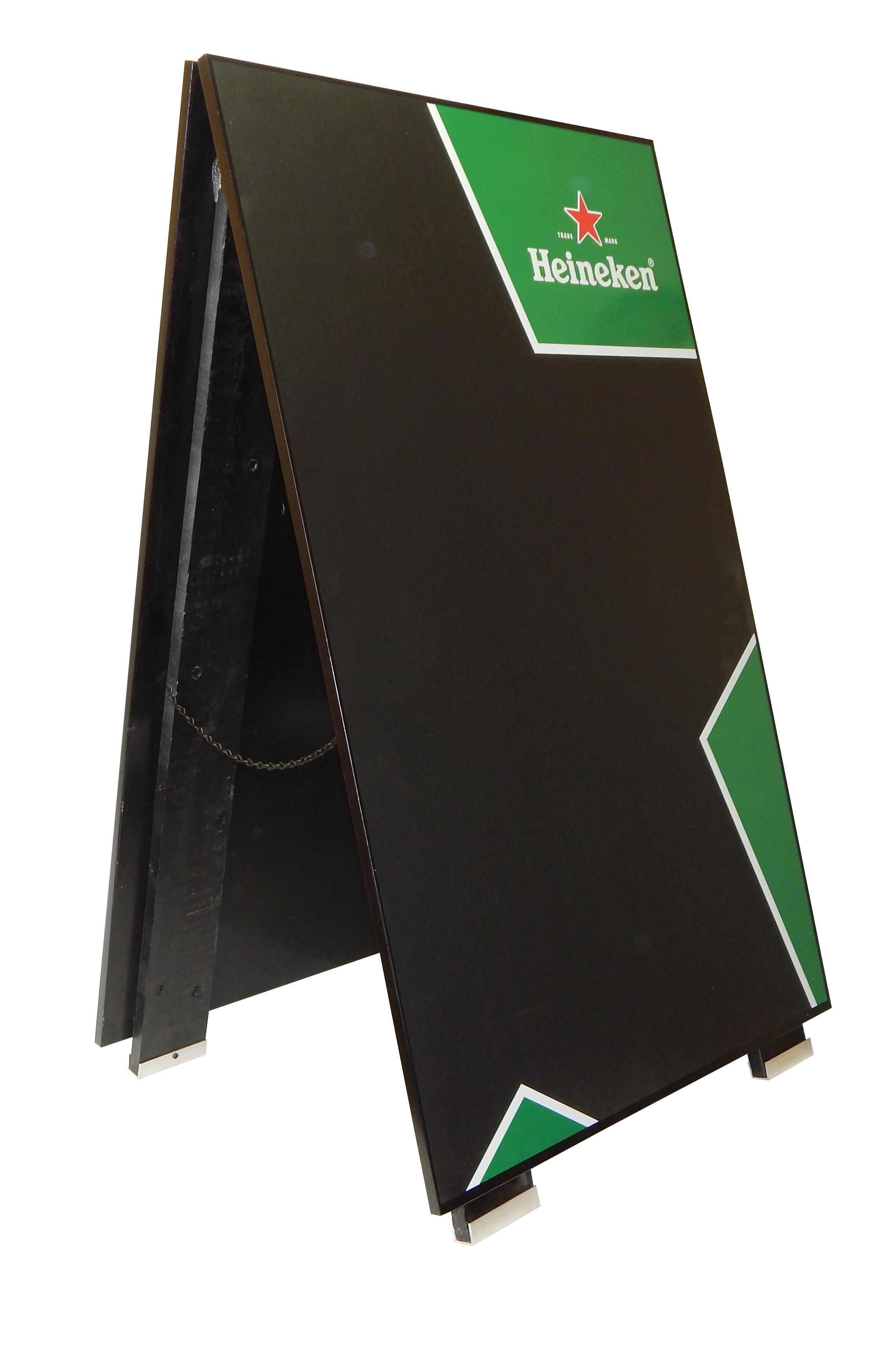Heineken A-Frame 2537