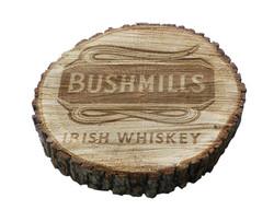 Bushmills Slice of Tree