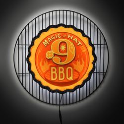 Magic Hat BBQ Grill LED