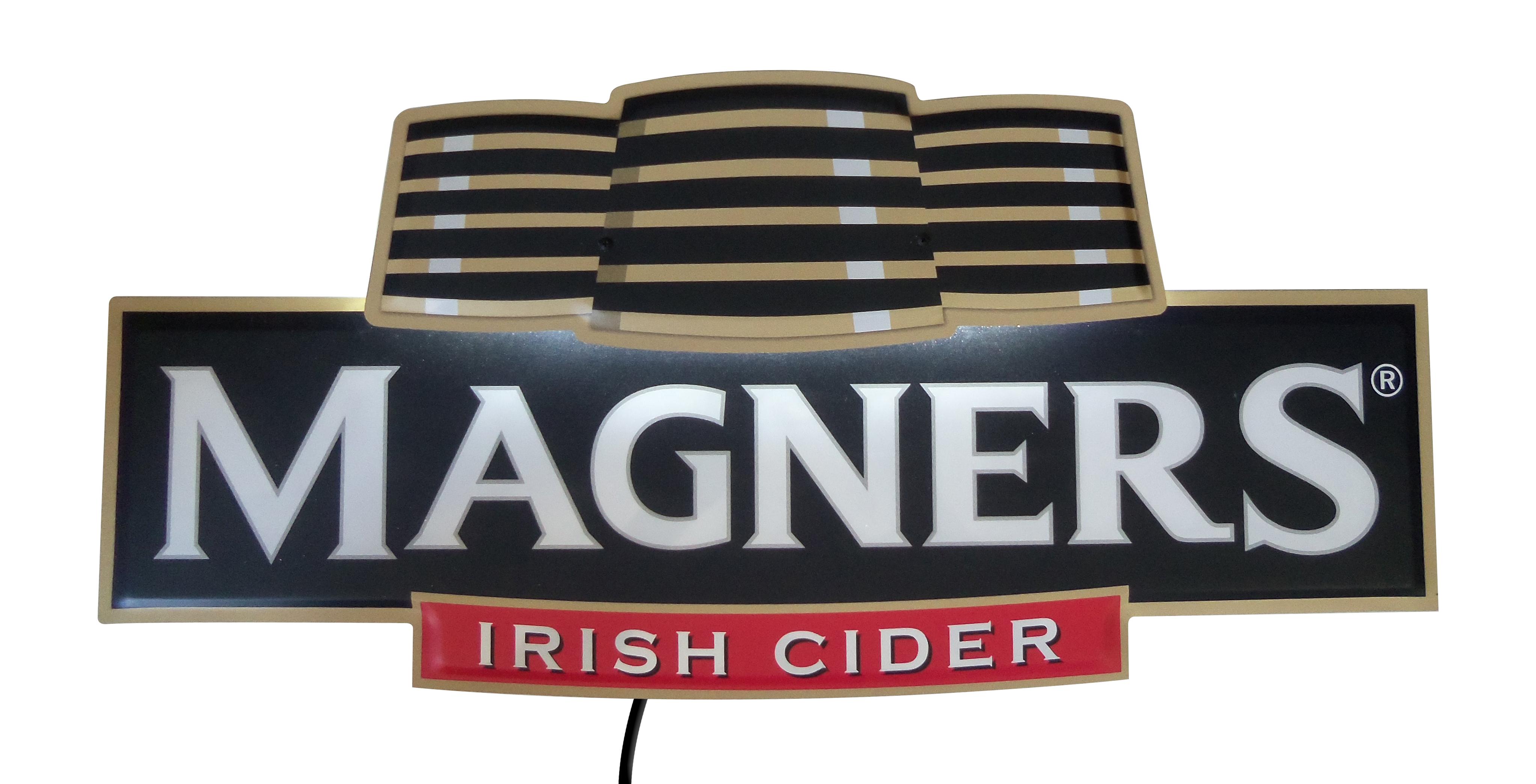Magner LED Tacker Sign