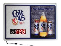 Colt 45 Countdown Clock