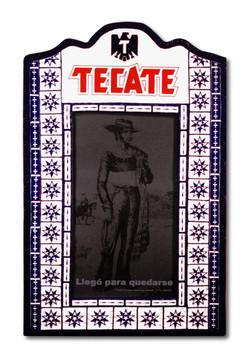 Tecate Polyurethane Molded Sign