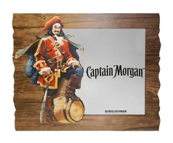 Tangerine HAL-167 - Captain Morgan Mirro