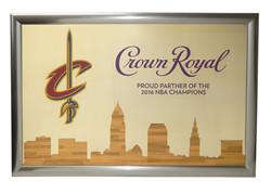 Crown Royal Cavs Mirror