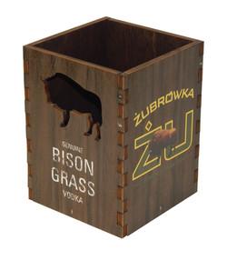 Bison Grass Vodka Caddy