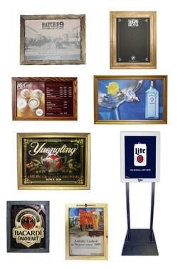 Visual Gallery - Framing Custom or Poste